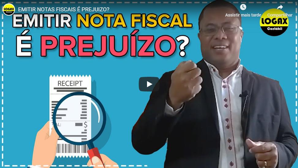 Emitir Notas Fiscais é Prejuizo?