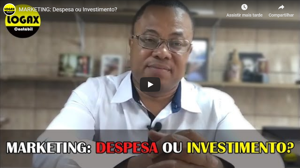 MARKENTING:  Despesa Ou Investimento?